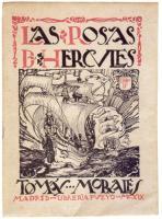 Cubierta de Las Rosas de Hércules - Libro II.jpg